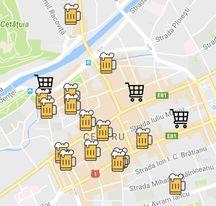 Harta berii artizanale în Cluj